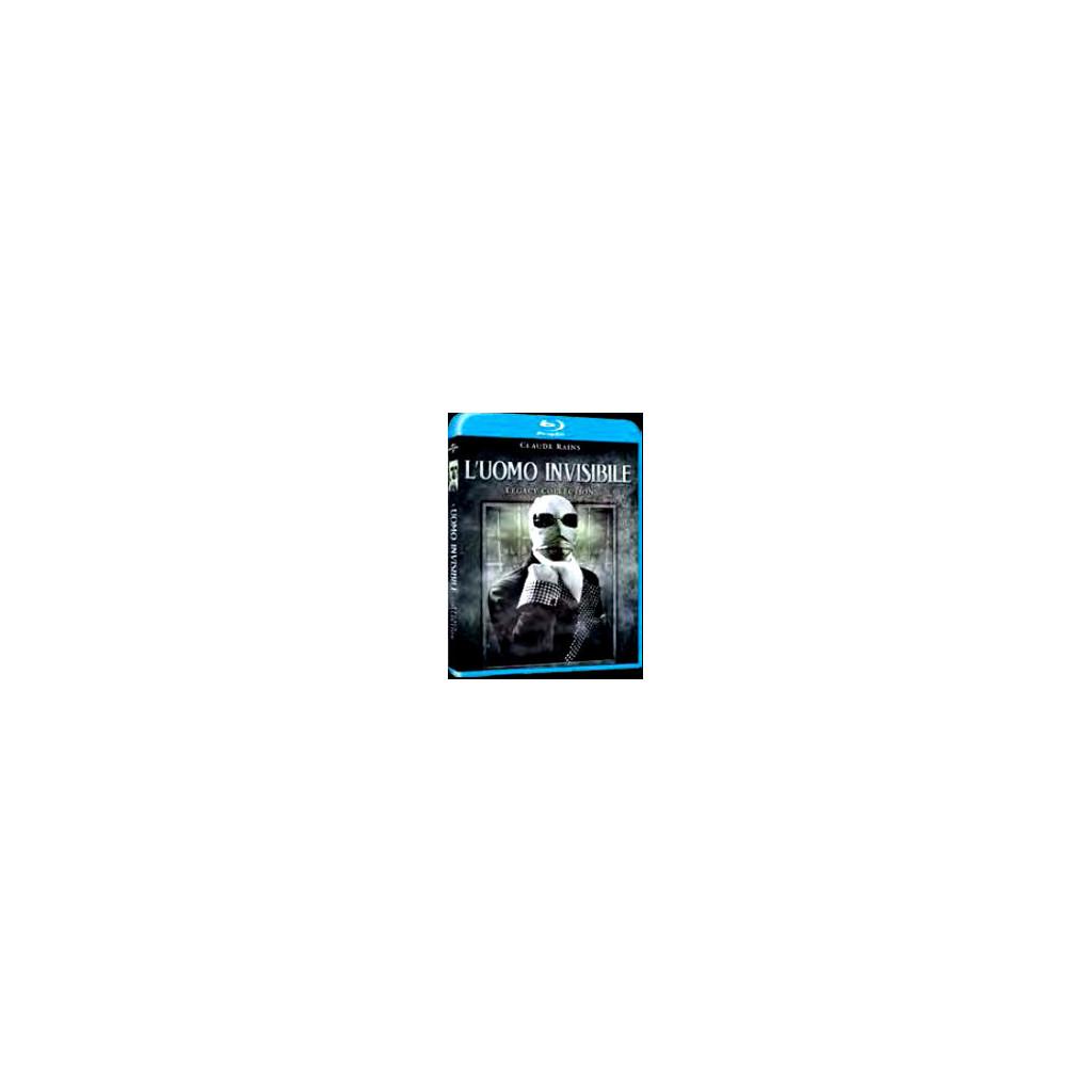 L'Uomo Invisibile (1933) (Blu Ray)