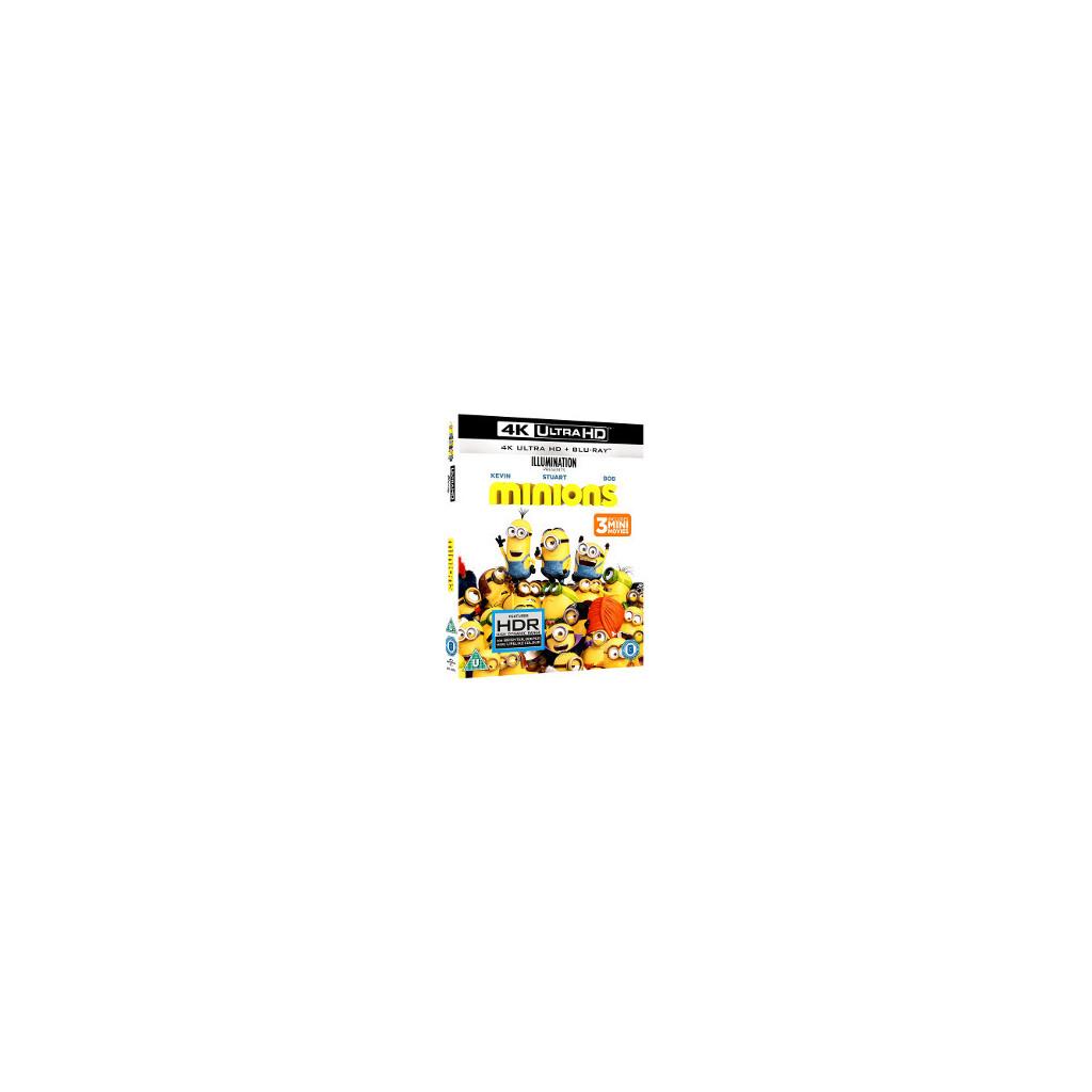 Minions (4K Ultra HD + Blu Ray)