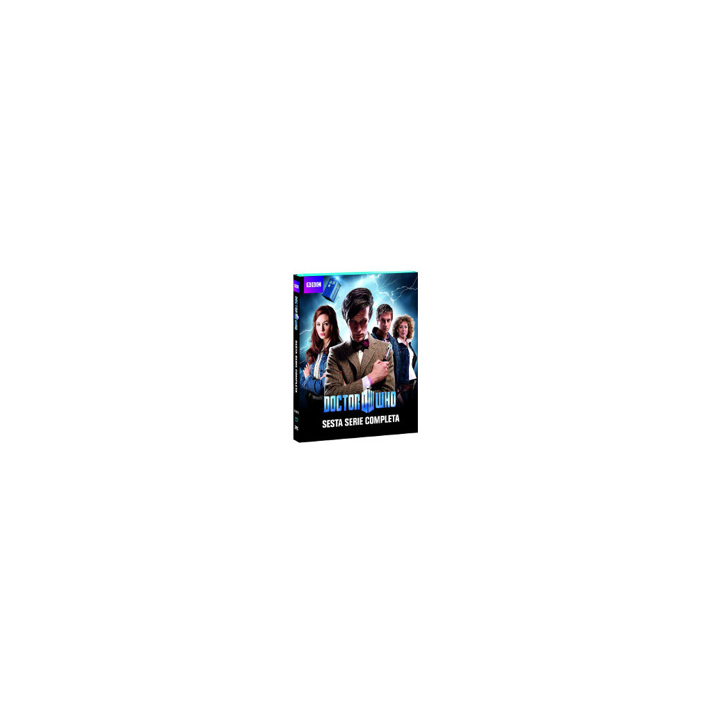 Doctor Who - Stagione 6 (Blu Ray) New...