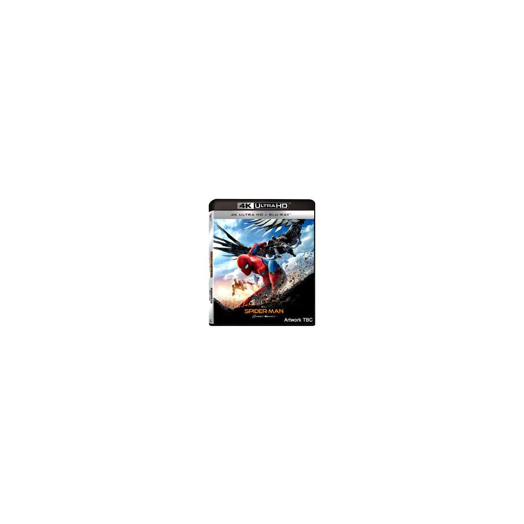 Spider-Man - Homecoming (4K Ultra HD...