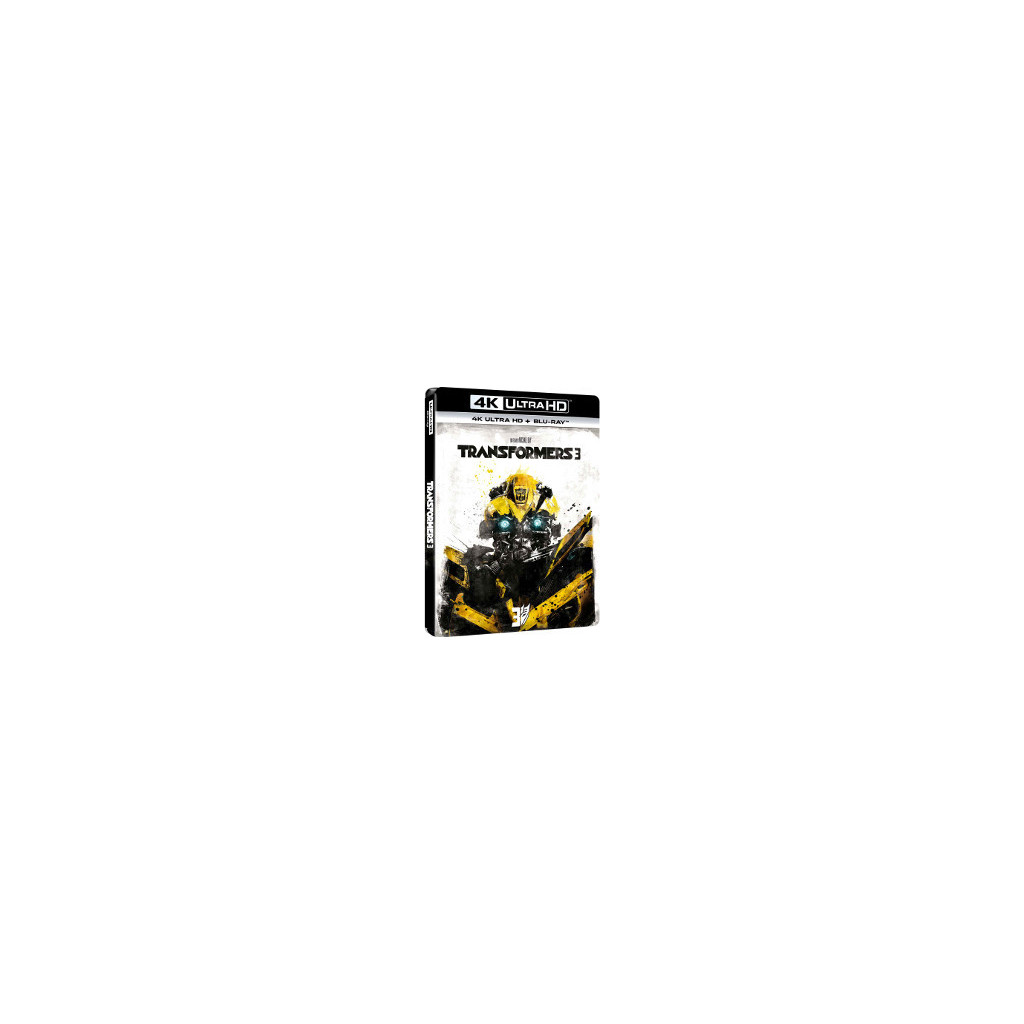 Transformers 3 (4K Ultra HD + Blu Ray)