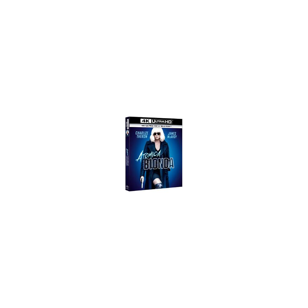 Atomica Bionda (4K Ultra HD + Blu Ray)