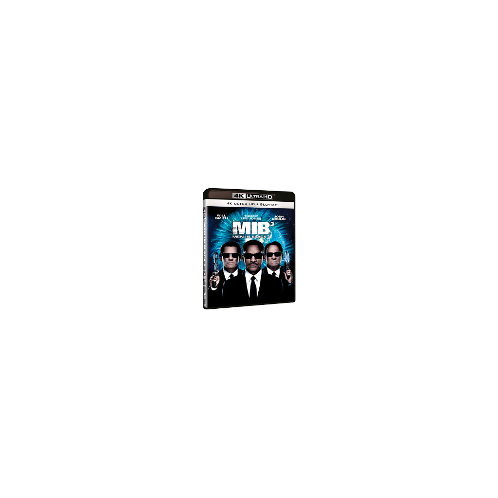 Men In Black 3 (4K Ultra HD + Blu Ray)