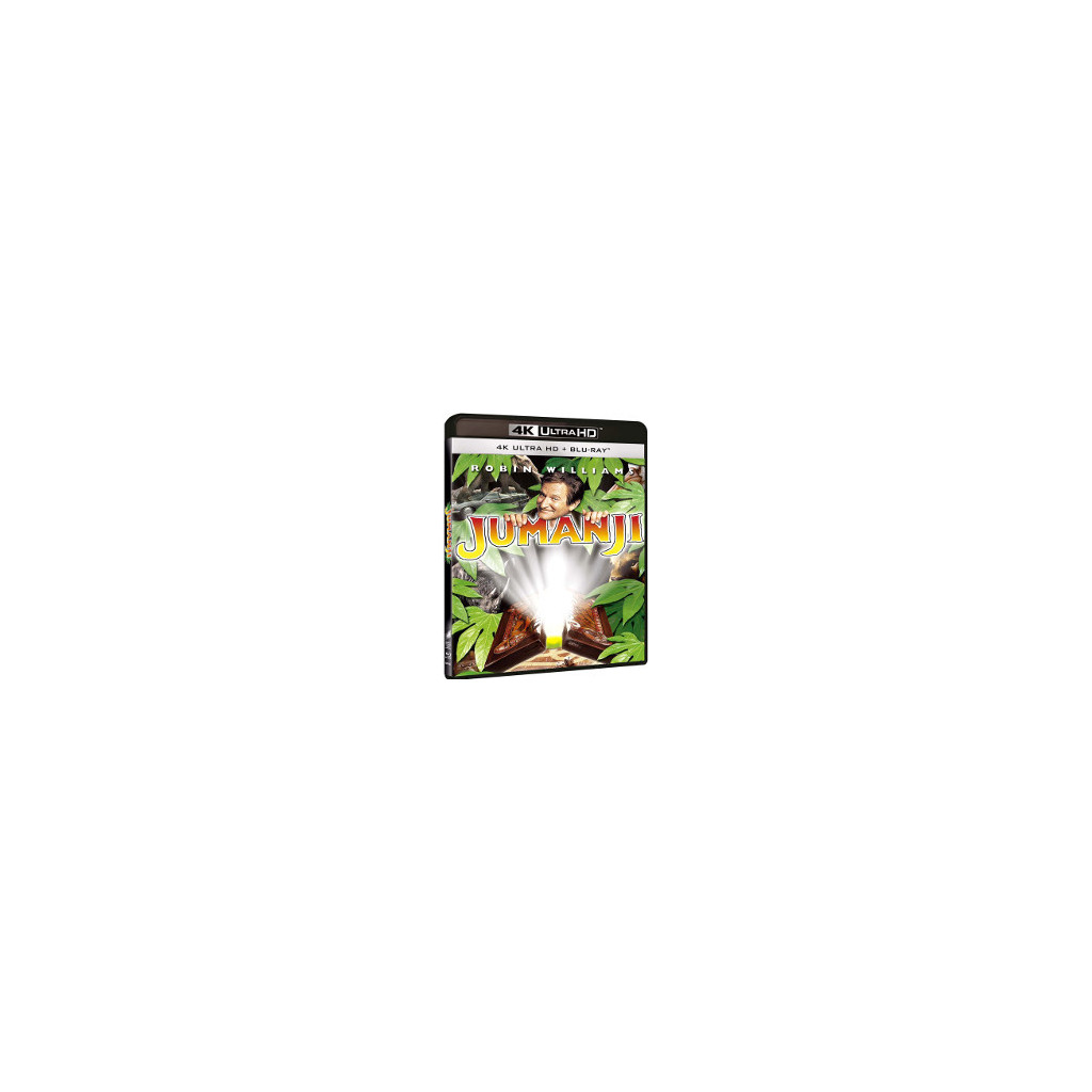 Jumanji (4K Ultra HD + Blu Ray)