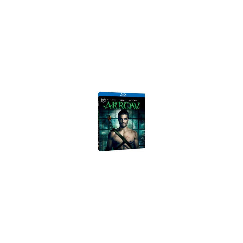 Arrow - Stagione 1 (4 Blu Ray)