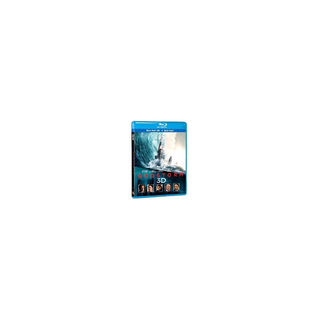 Geostorm (Blu Ray 3D)