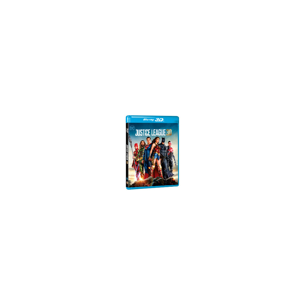 Justice League (Blu Ray 3D)