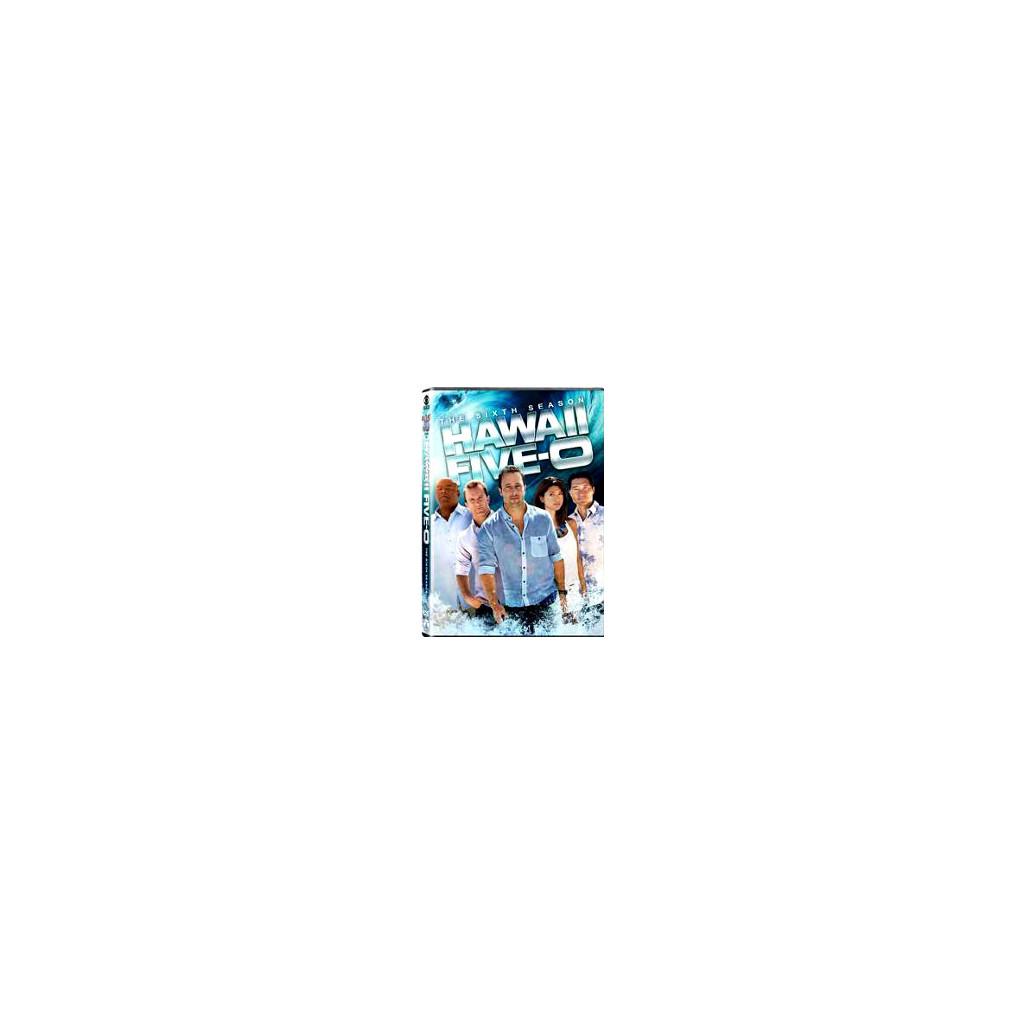 Hawaii Five-0 - Stagione 6 (6 dvd)