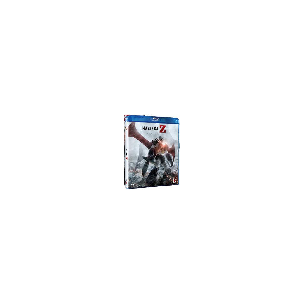 Mazinga Z - Infinity (Blu Ray)