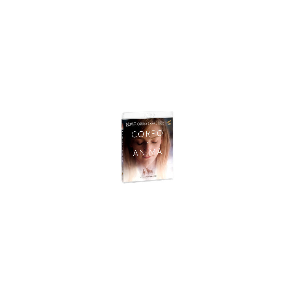 Corpo E Anima (Blu Ray)