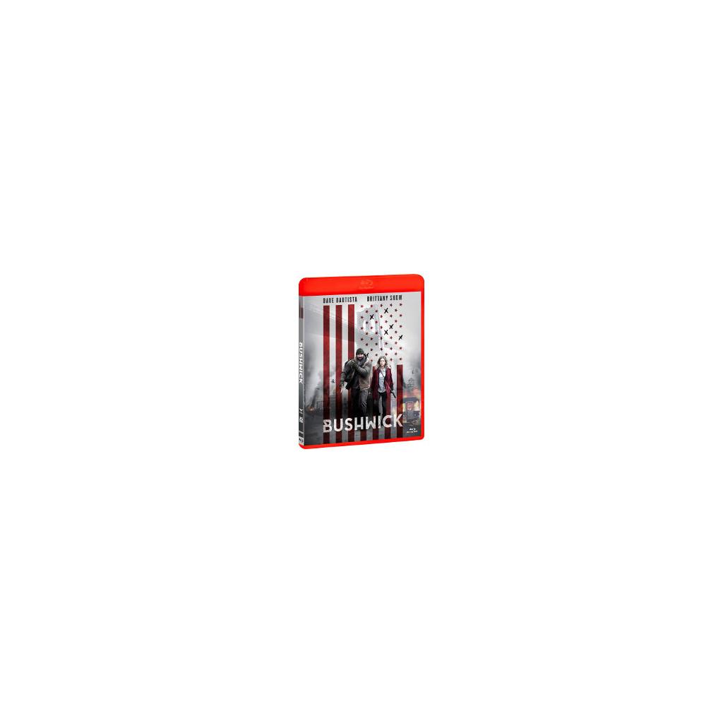 Bushwick (Blu Ray)