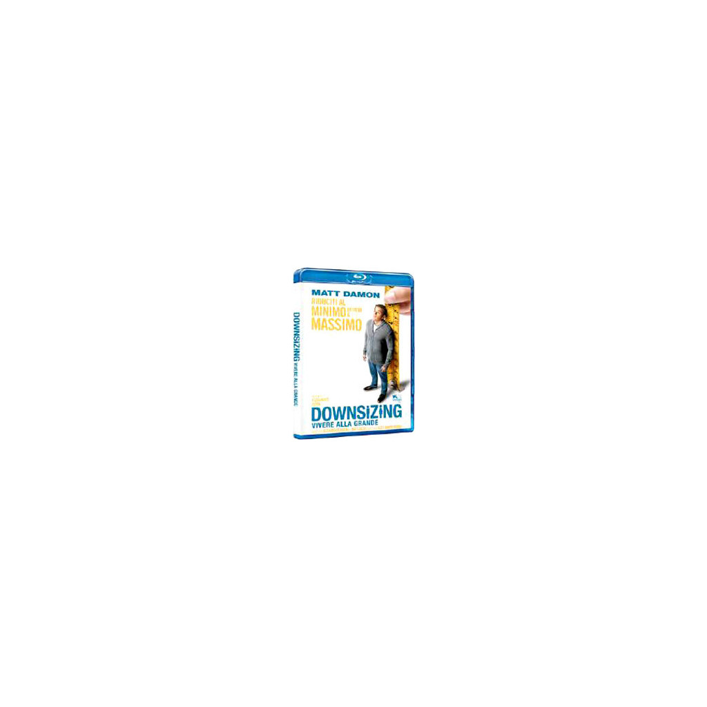 Downsizing - Vivere Alla Grande (Blu...