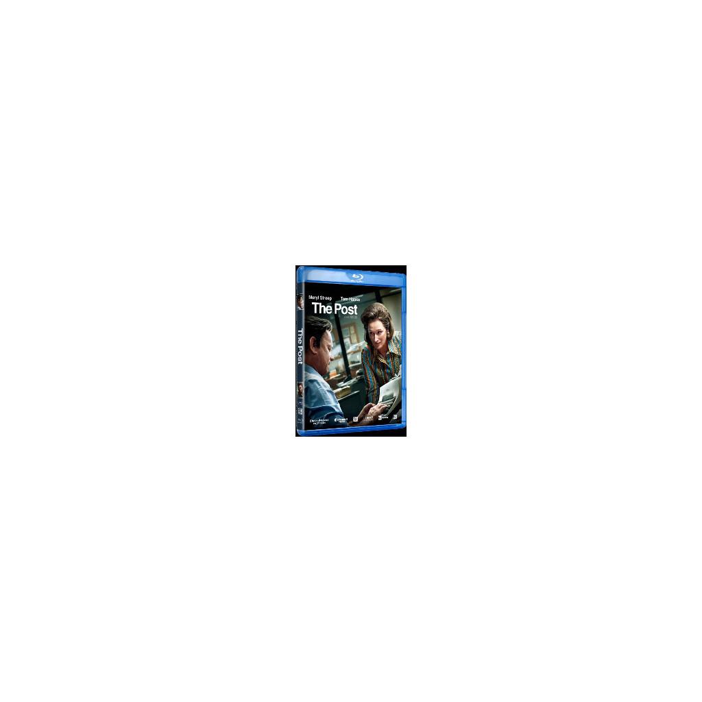 The Post (Blu Ray) Steelbook
