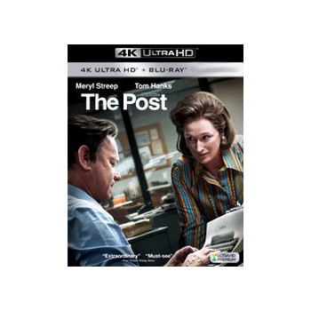 The Post (4K Ultra HD + Blu...
