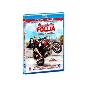 Benedetta Follia (Blu Ray)