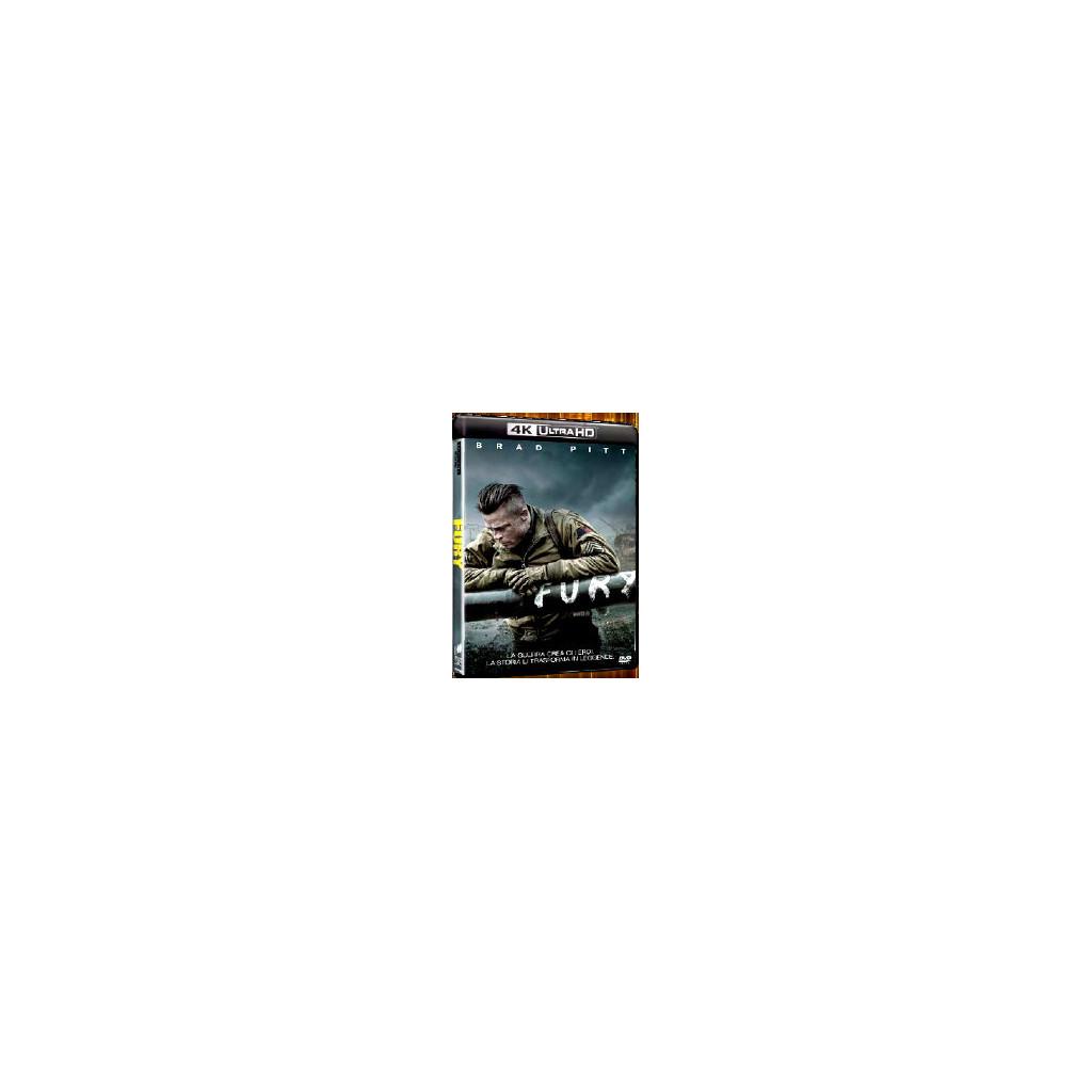 Fury (2014) (4K Ultra HD + Blu Ray)