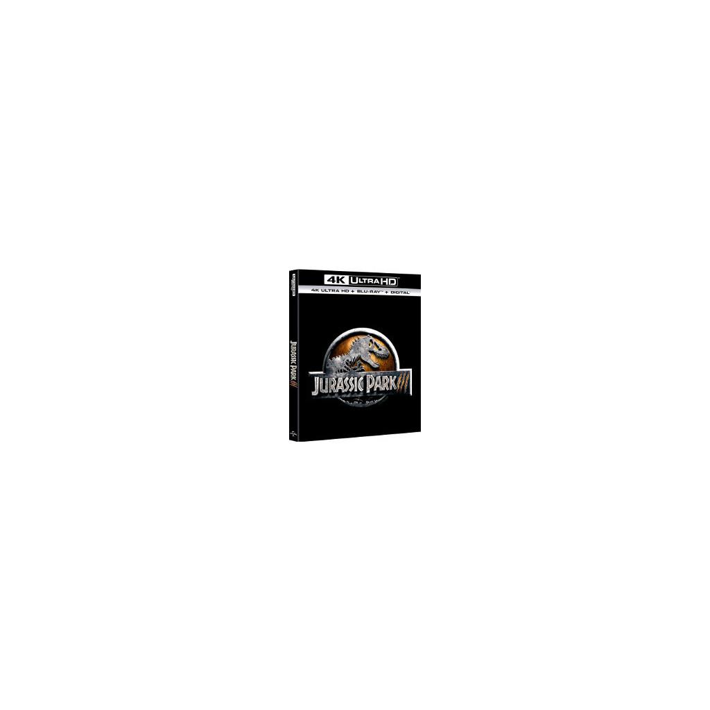 Jurassic Park III (4K Ultra HD + Blu...
