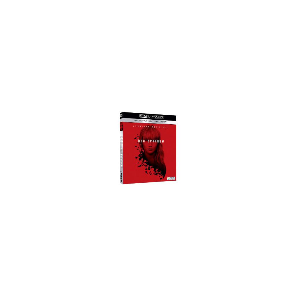 Red Sparrow (4K Ultra HD + Blu Ray)
