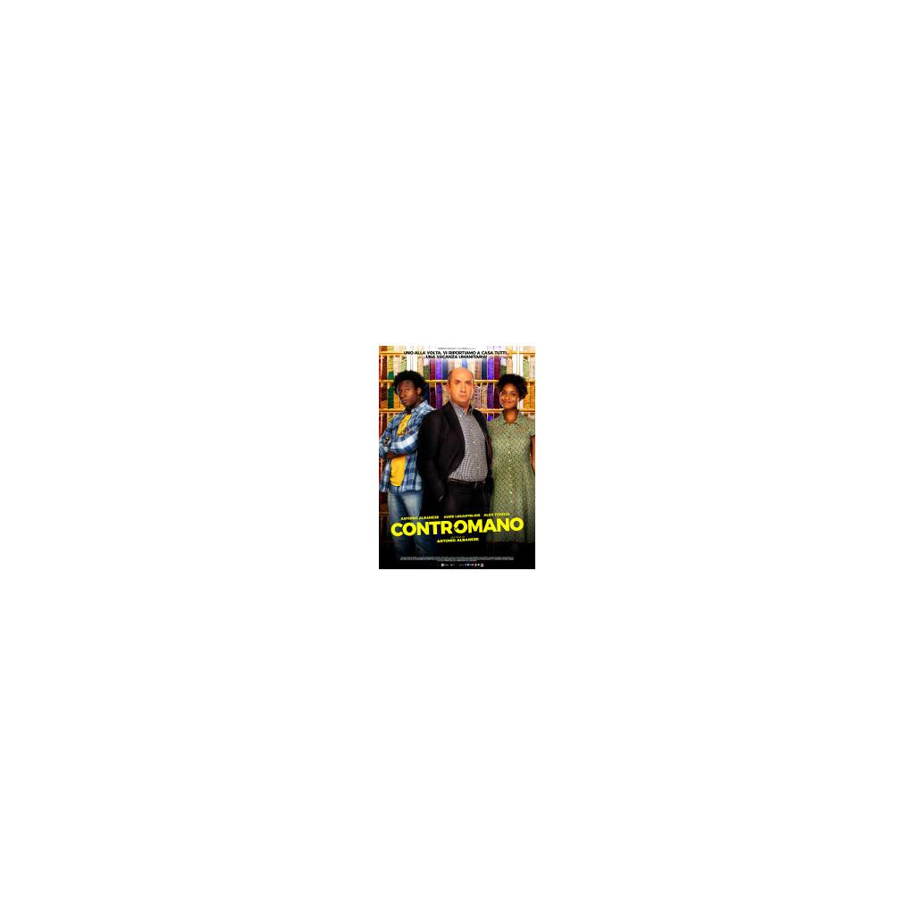 Contromano (Blu Ray)