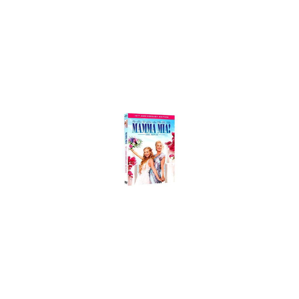 Mamma Mia! 10th Anniversary Ed. (Dvd...