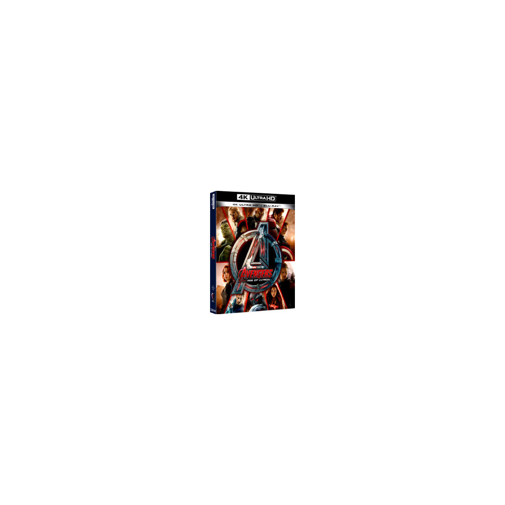 Avengers - Age Of Ultron (4K Ultra HD...