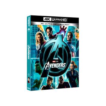 The Avengers (4K Ultra HD +...