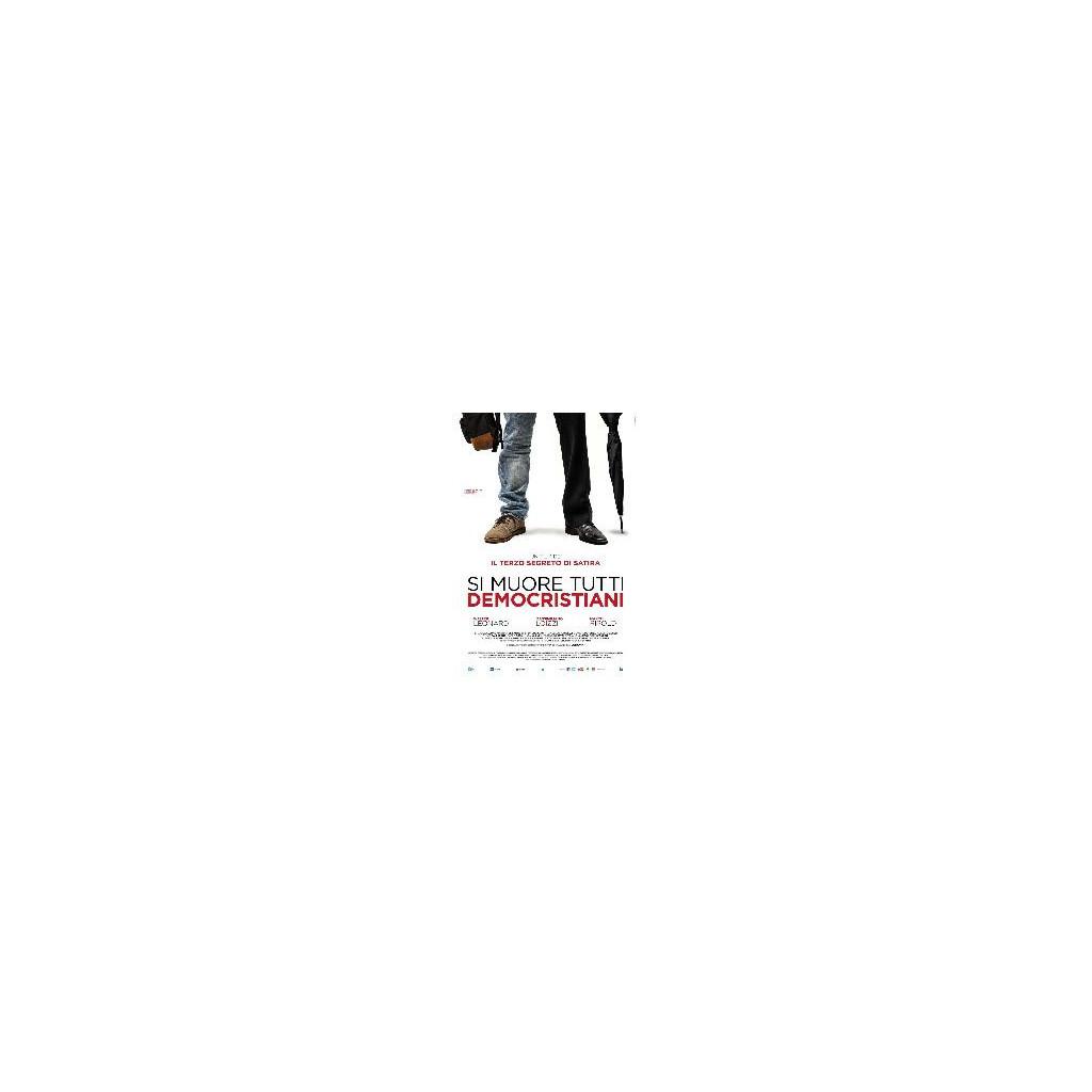 Si Muore Tutti Democristiani (Blu Ray)
