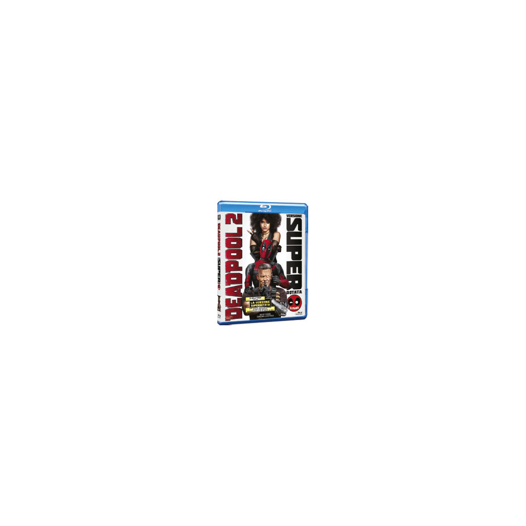 Deadpool 2 (Blu Ray)