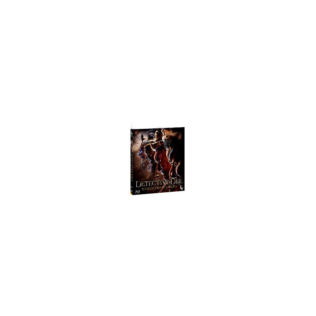 Detective Dee E I 4 Re Celesti (Blu Ray)