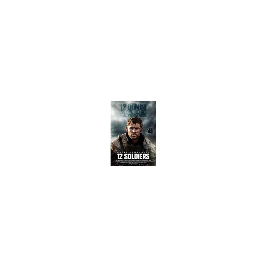 12 Soldiers (Blu Ray)