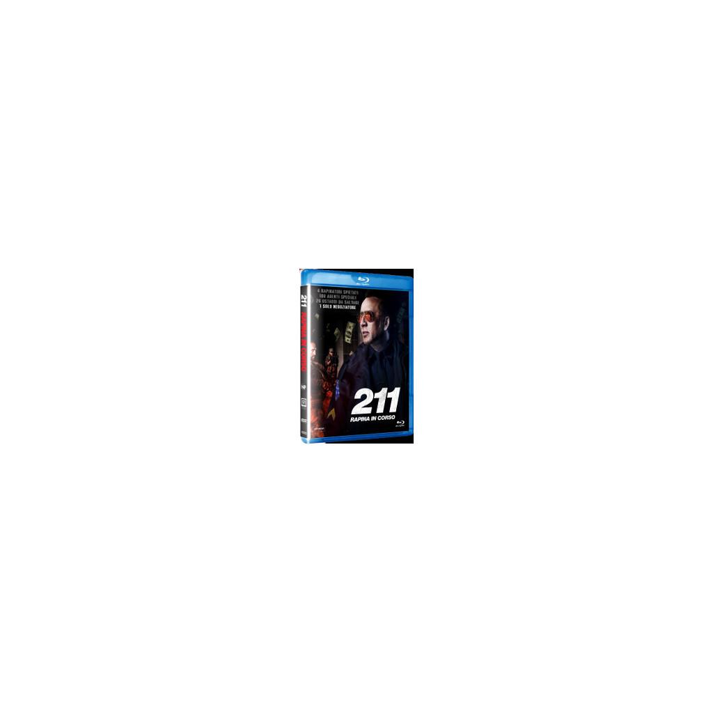 211 - Rapina In Corso (Blu Ray)