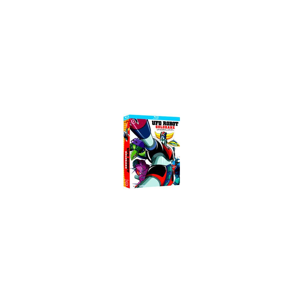 Ufo Robot Goldrake Vol.1 (5 Blu Ray)