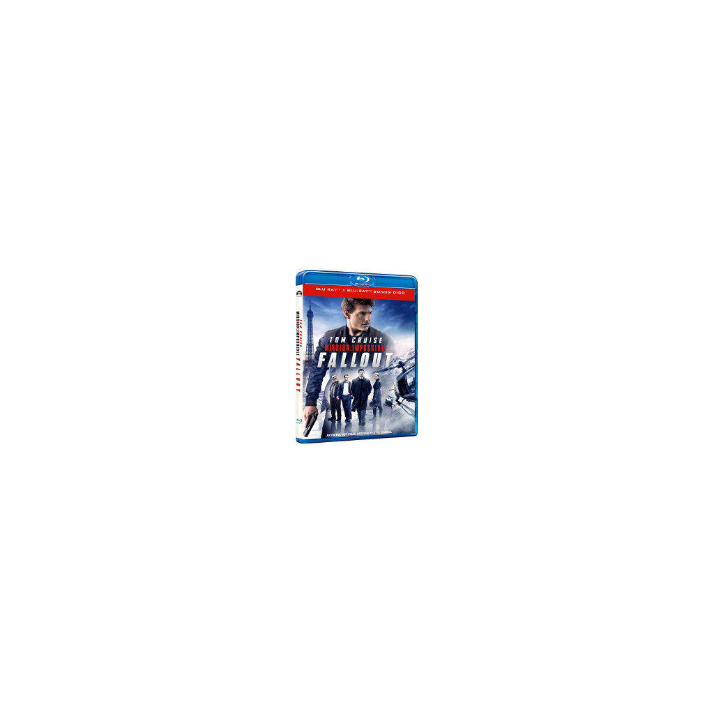 Mission Impossible - Fallout (2 Blu Ray)