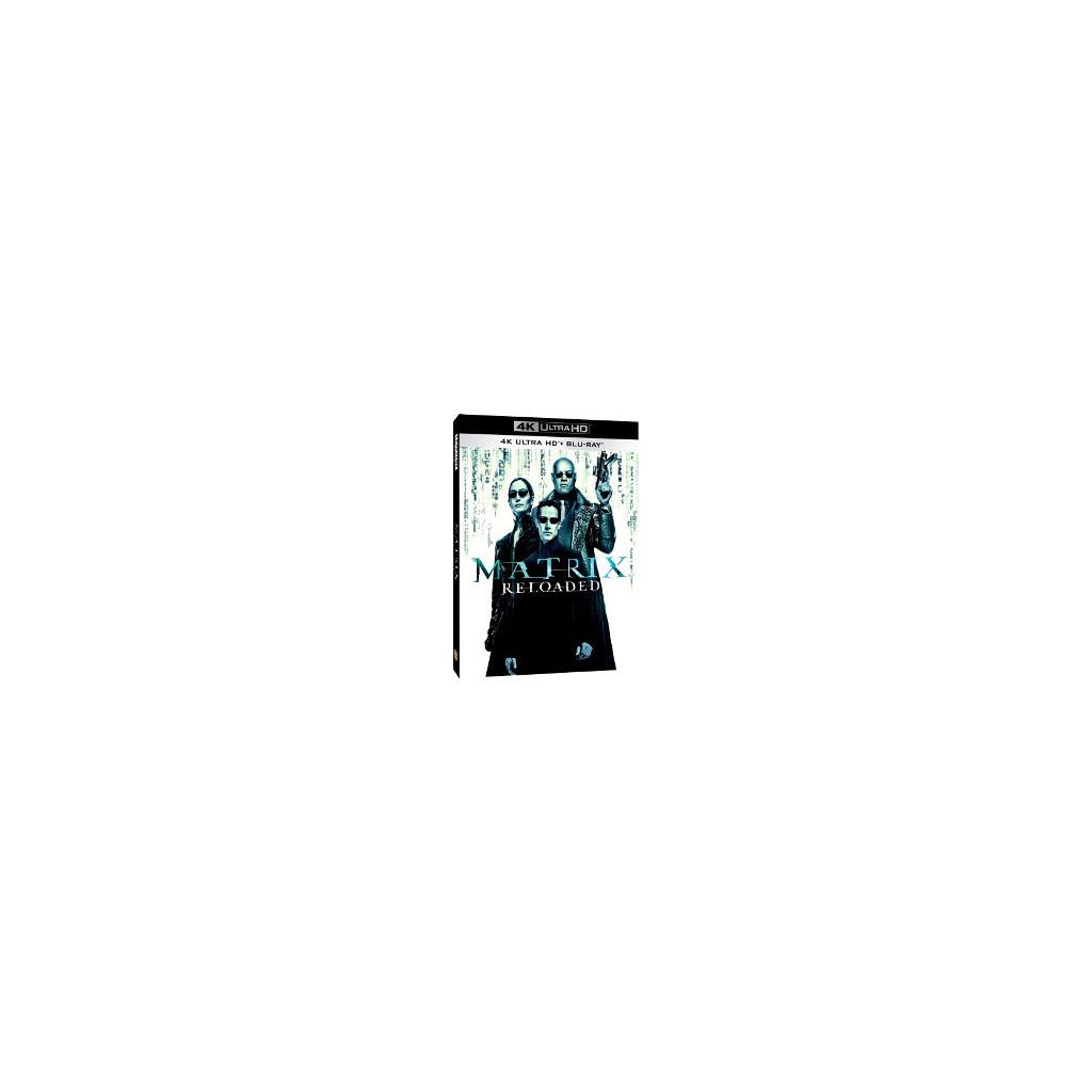 Matrix Reloaded (4K Ultra HD + Blu Ray)