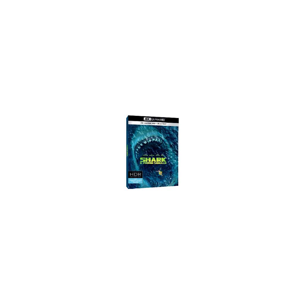 Shark - Il Primo Squalo (4K Ultra HD...
