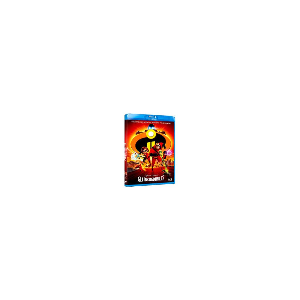 Gli Incredibili 2 (Blu Ray)