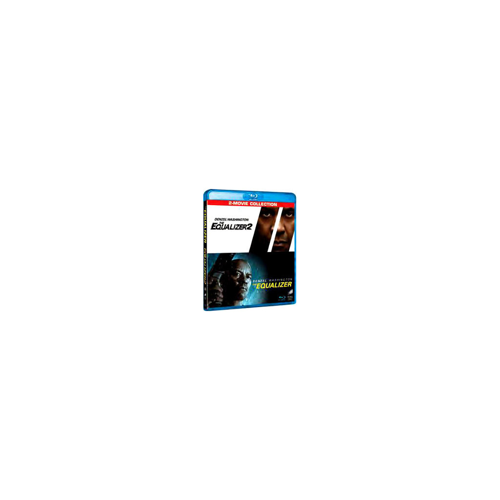 The Equalizer Collection - 2 Film (2...