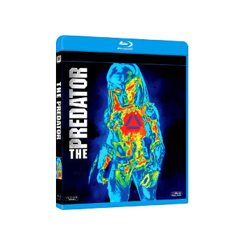 The Predator (Blu Ray)