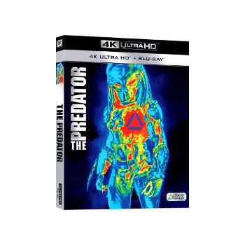 The Predator (4K Ultra HD +...