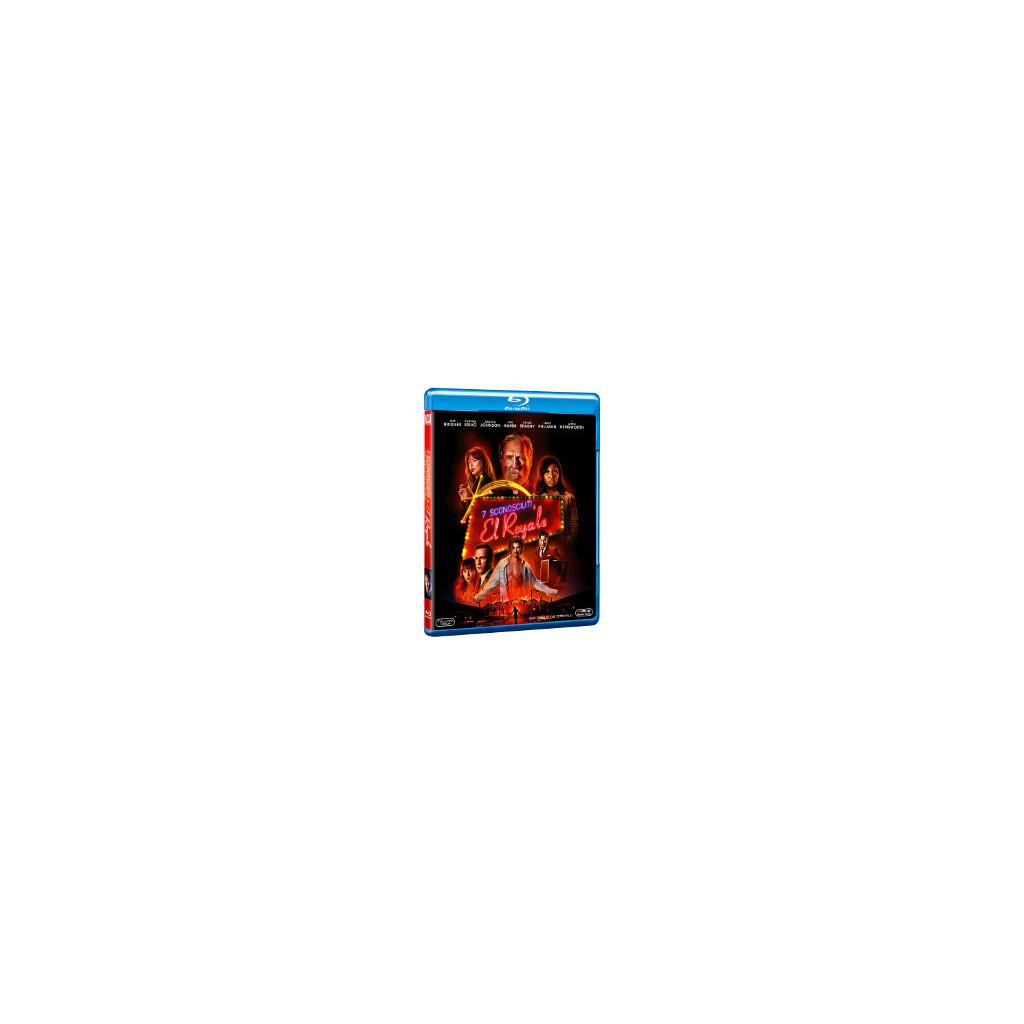 7 Sconosciuti A El Royale (Blu Ray)