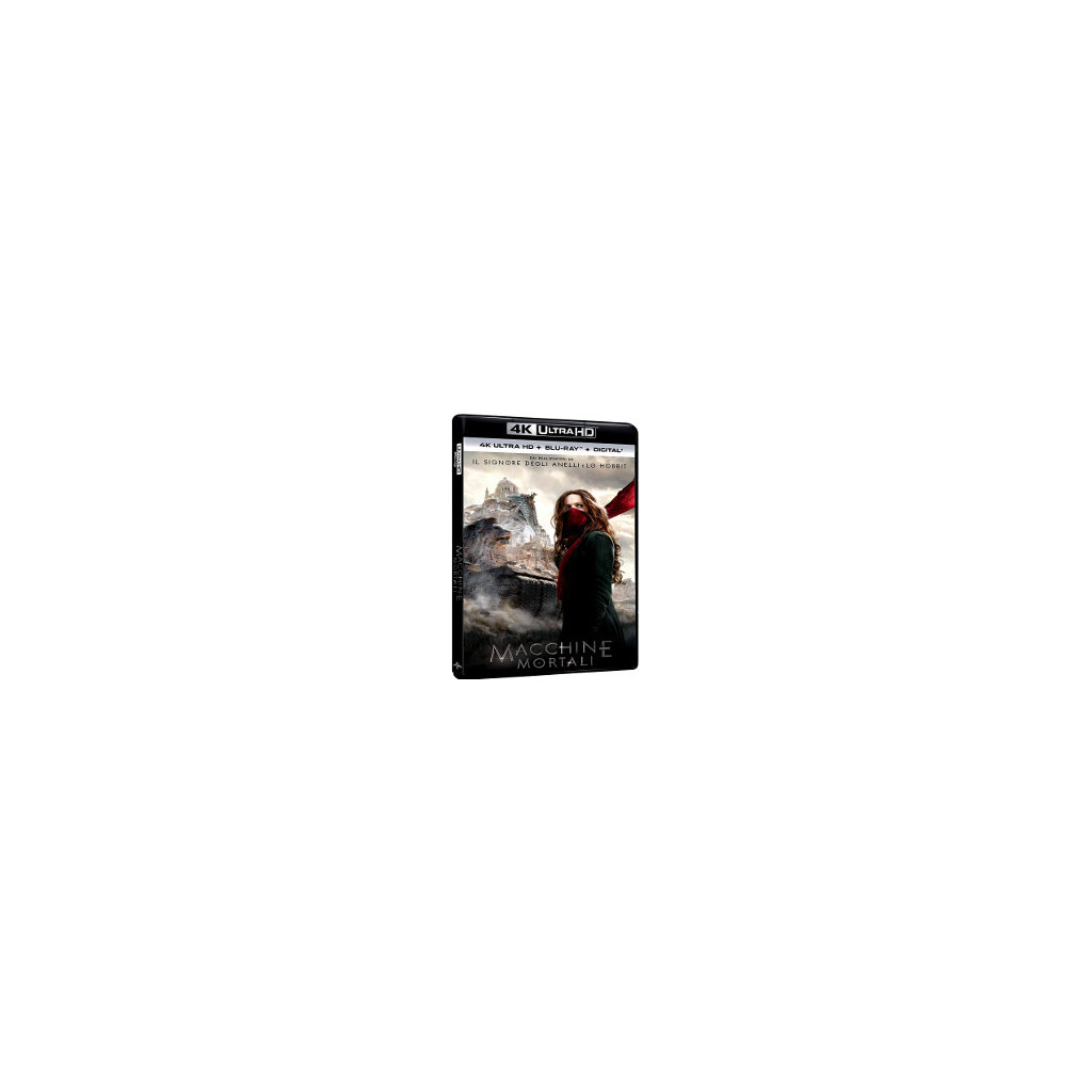 Macchine Mortali (4K Ultra HD + Blu Ray)