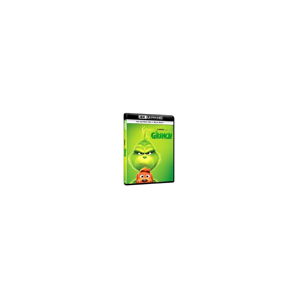 Il Grinch (2018) (4K Ultra HD + Blu Ray)