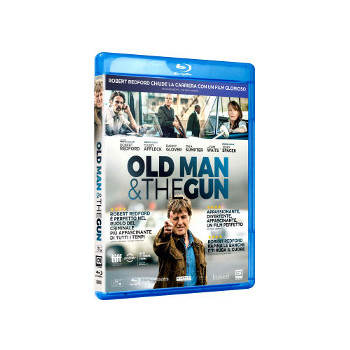 Old Man And The Gun (Blu Ray)