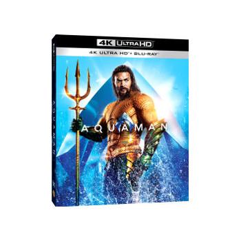 Aquaman (4K Ultra HD + Blu...