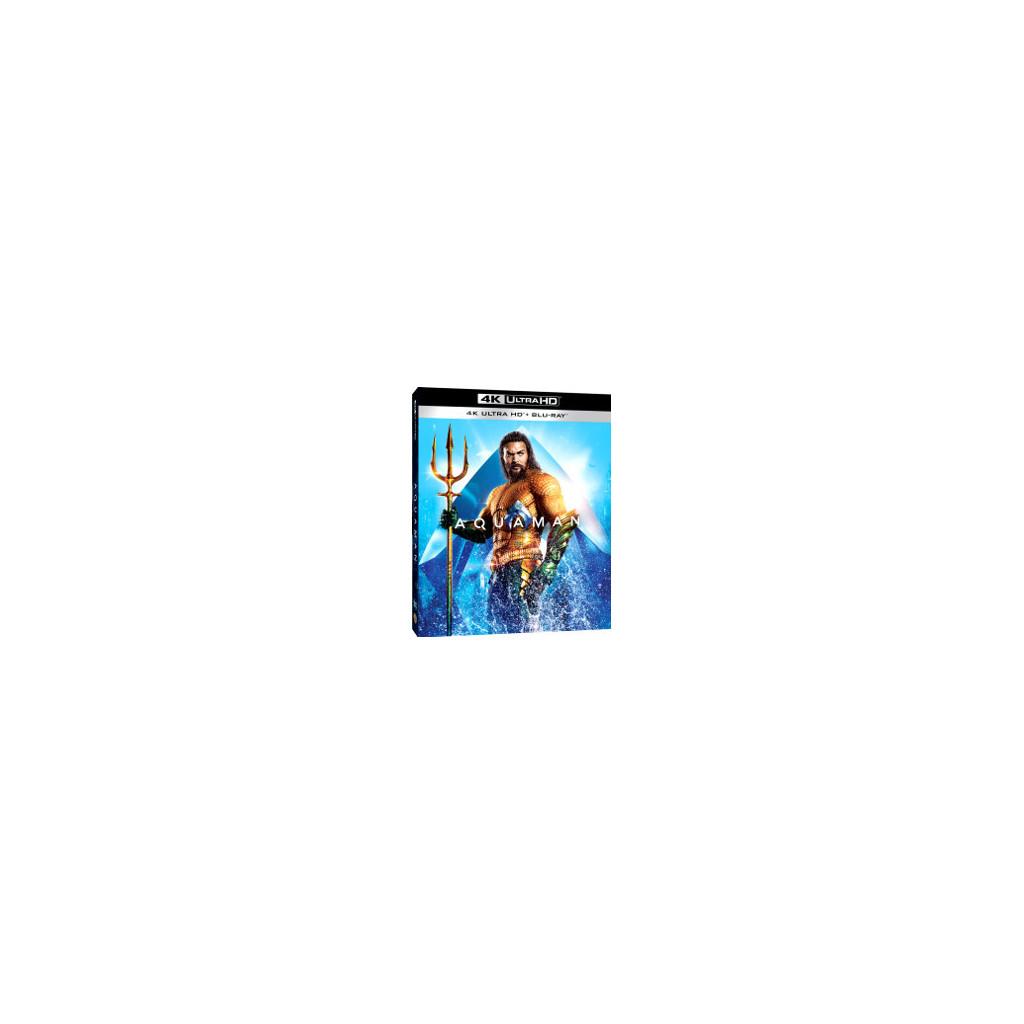 Aquaman (4K Ultra HD + Blu Ray)