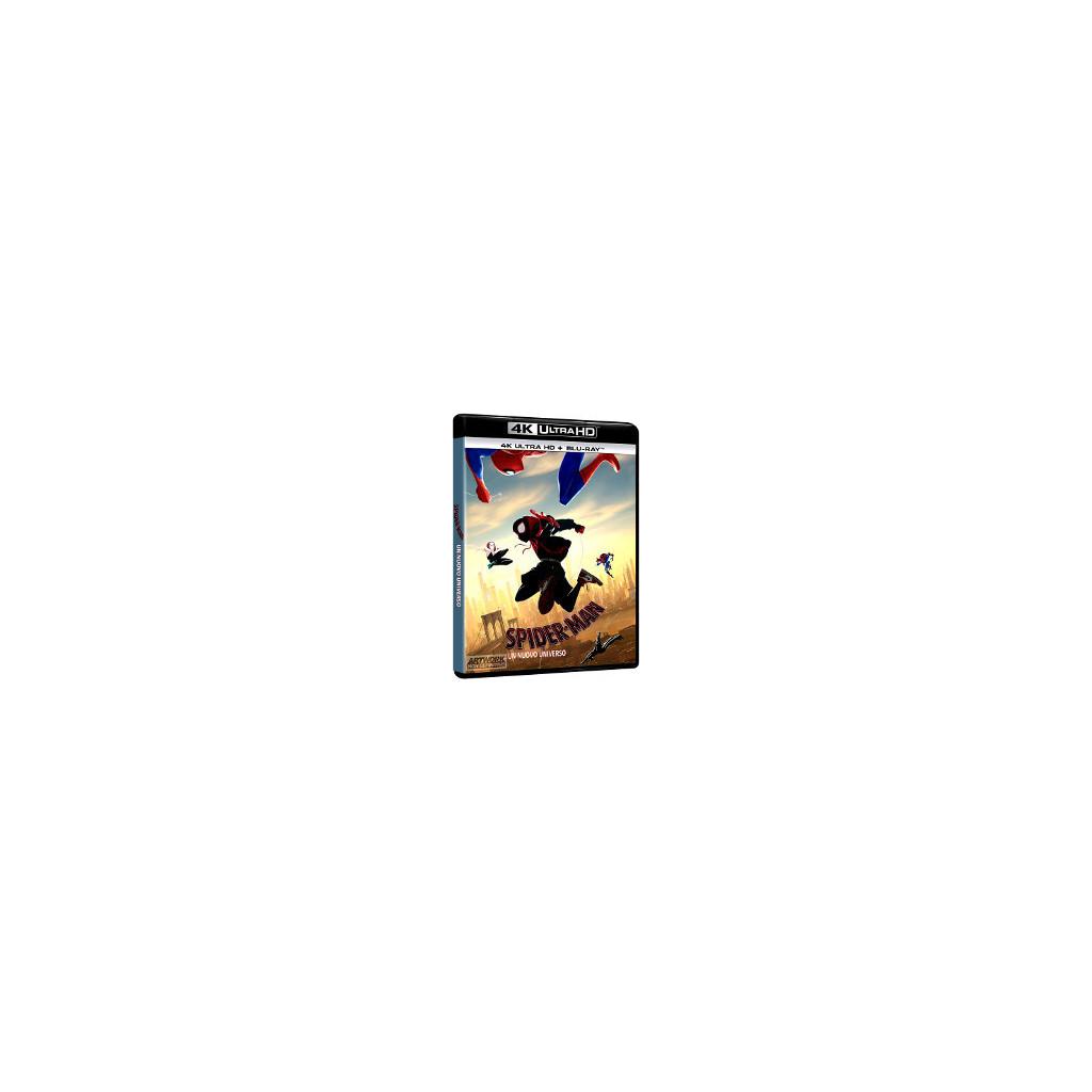 Spider-Man - Un Nuovo Universo (4K...