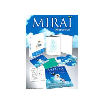 Mirai (2 Blu-Ray+Dvd+2...