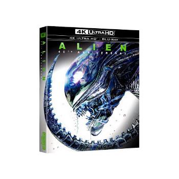 Alien (4K Ultra HD + Blu Ray)