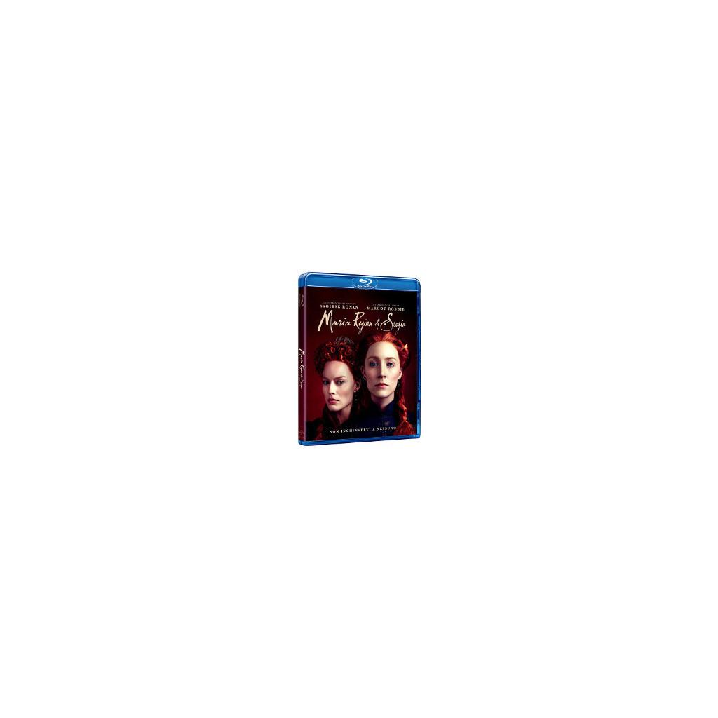 Maria Regina Di Scozia (Blu Ray)