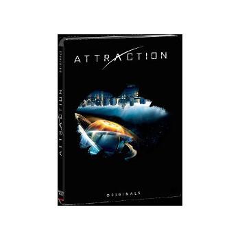 Attraction (Blu Ray + Dvd)